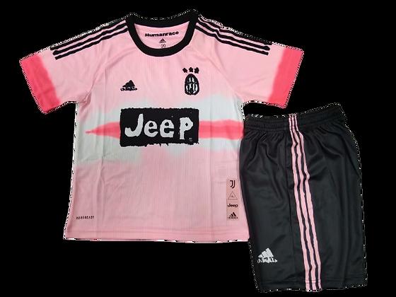 Juventus Adidas Humanrace Kids Kit 2020/21