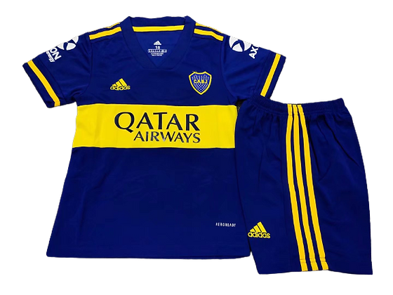 Boca Juniors Home Kids Kit 2020/21