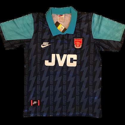 Arsenal Retro Premier League Away Shirt 1994/95