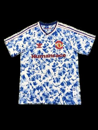 Manchester United Adidas x Humanrace Shirt 2020/21