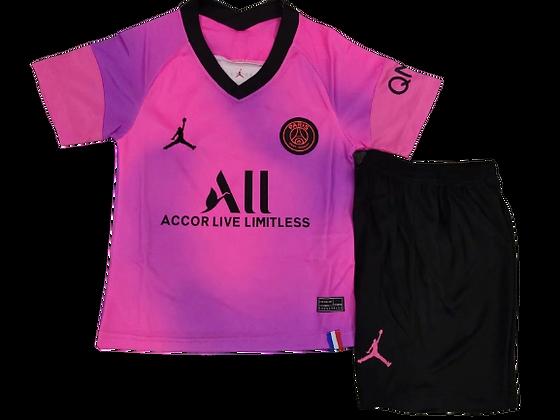 PSG Kids Fourth Kit 2020/21