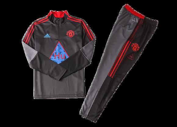 Manchester United Adidas Humanrace Tracksuit 2020/21