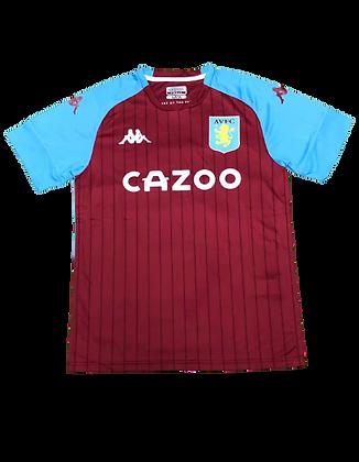 Aston Villa Kappa Home Shirt 2020/21