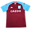 Thumbnail: Aston Villa Kappa Home Shirt 2020/21