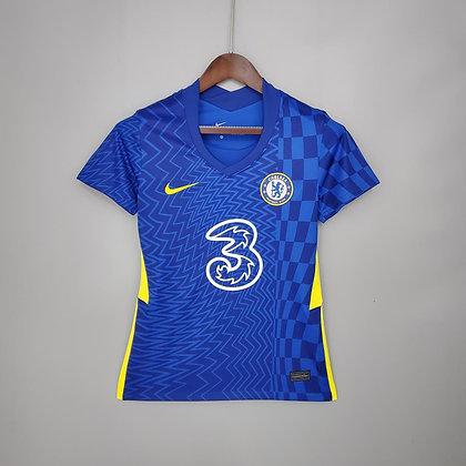 Chelsea Nike Women's Home Shirt 2021/22