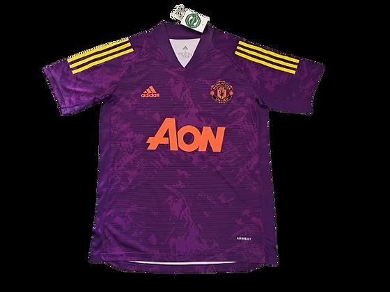 Manchester United Adidas European Training Shirt 2020/21
