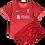 Thumbnail: Liverpool Nike Home Kids Kit 2021/22