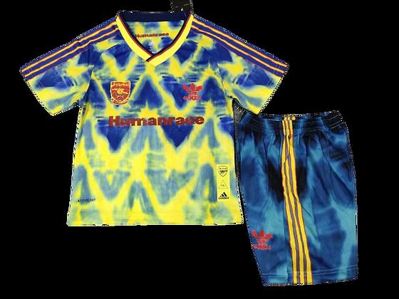 Arsenal Adidas Humanrace Kids Kit 2020/21