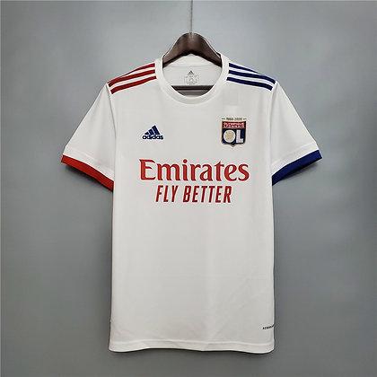 Olympique Lyonnais Adidas Home Shirt 2020/21