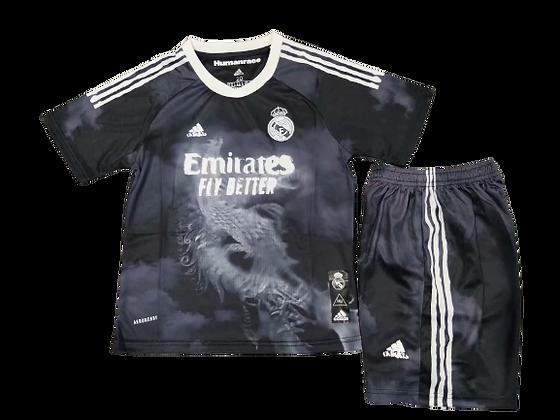Real Madrid Adidas Humanrace Kids Kit 2020/21