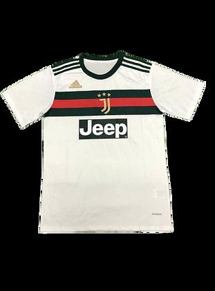 Juventus Gucci White Concept Shirt