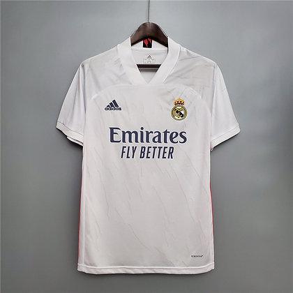 Real Madrid Adidas Home Shirt 2020/21
