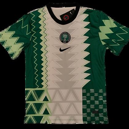 Nigeria 2020/21 Home Kit