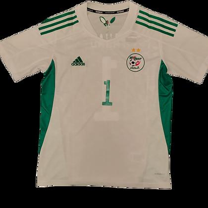 Algeria 2020/21 Home Kit