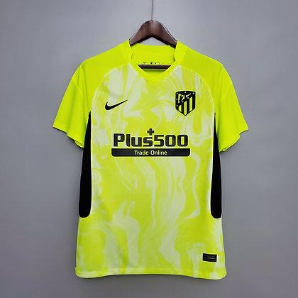 Atletico Madrid Nike Third Shirt 2020/21