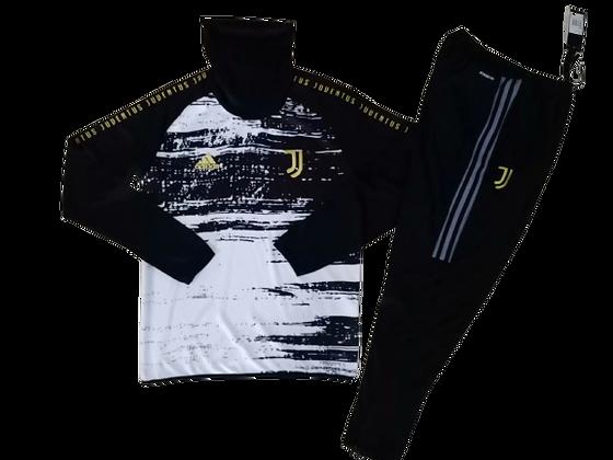 Juventus Adidas Pre Match Training Tracksuit 2020/21
