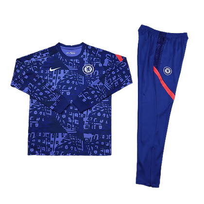 Chelsea Nike Pre Match Training Suit 2020/21