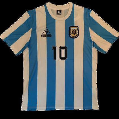 Argentina 1986 Retro Shirt