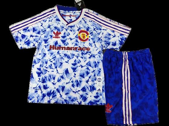 Manchester United Adidas Humanrace Kids Kit 2020/21