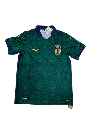 Italy Puma Third Away Shirt 2020/21