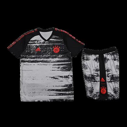 Bayern Munich Adidas Pre Match Training Kit 2020/21