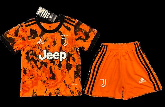 Juventus Kids Third Kit 2020/21