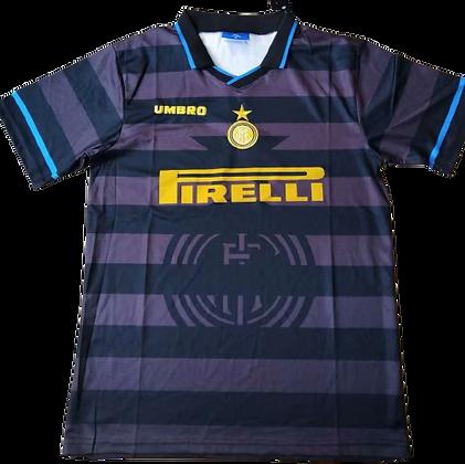 Inter Milan Retro Serie A Away Shirt 1997/98