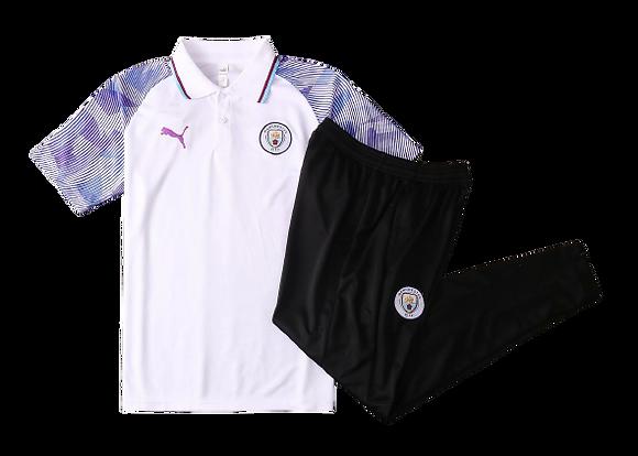 Manchester City Puma Pre-Match Suit 2020/21