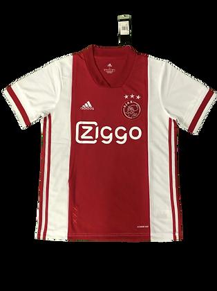 Ajax Adidas Home Shirt 2020/21