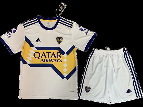 Boca Juniors Away Kids Kit 2020/21