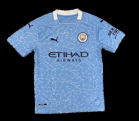 Manchester City Puma Home Shirt 2020/21