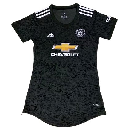 Manchester United Womens Adidas Away Shirt 2020/21