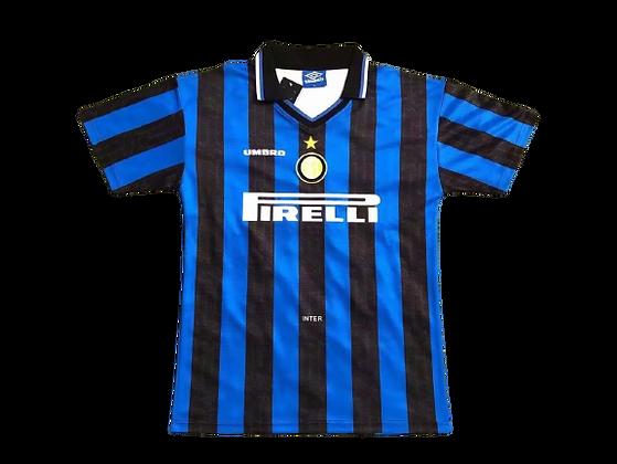 Inter Milan Retro Serie A Home Shirt 1997/98