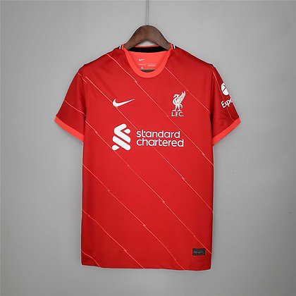 Liverpool Nike Home Shirt 2021/22