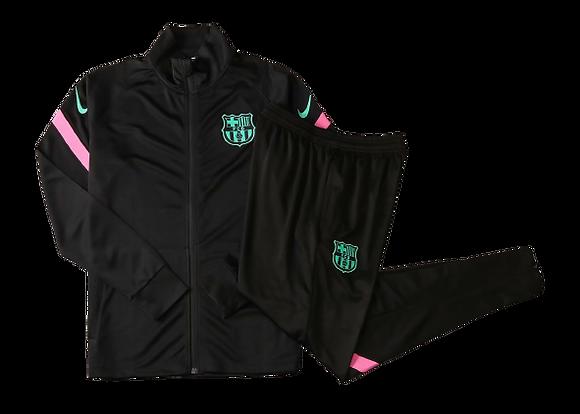 Barcelona Nike Full Zip Training Suit 2020/21