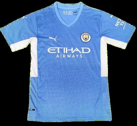 Manchester City Puma Home Shirt 2021/22