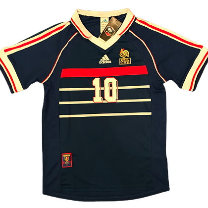 France 1998 World Cup Retro Kit