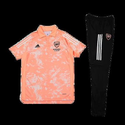 Arsenal Adidas Beige Training Suit 2020/21
