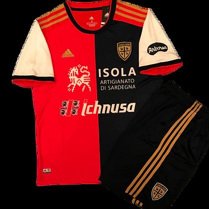 Cagliari 20/21 Home Kit