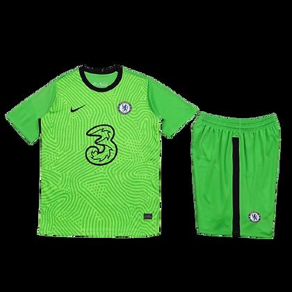 Chelsea Nike Goalkeeper Kit 2020/21