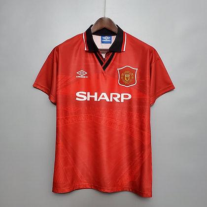Manchester United Retro Premier League Home Shirt 1994/96