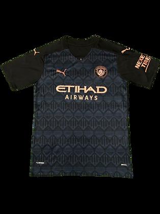 Manchester City Puma Away Shirt 2020/21