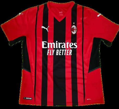 AC Milan 2021/22 Home Kit