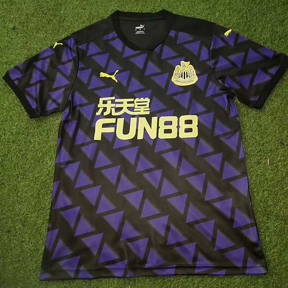 Newcastle United Puma Third Shirt 2020/21
