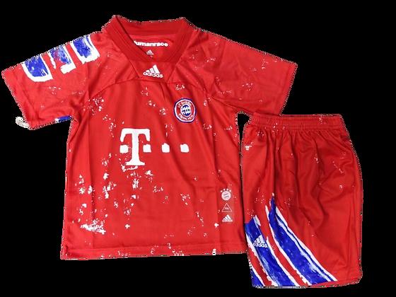 Bayern Munich Adidas Humanrace Kids Kit 2020/21