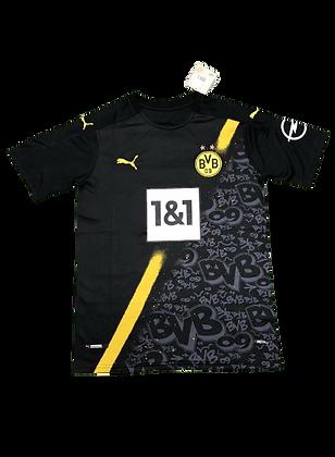 Borussia Dortmund Puma Away Shirt 2020/21