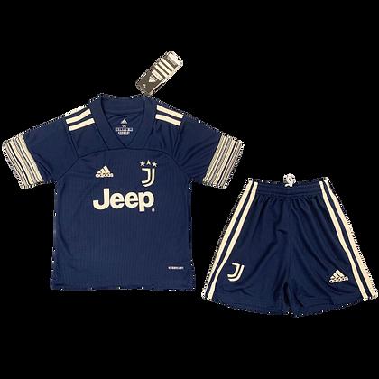 Juventus Away Kids Kit 2020/21