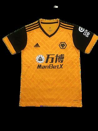 Wolverhampton Wanderers Adidas Home Shirt 2020/21