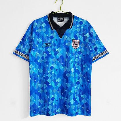 England 1990 Retro Away Kit