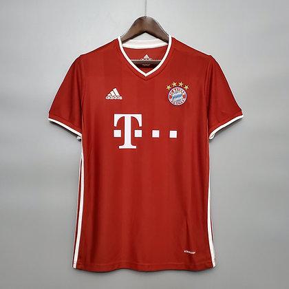 Bayern Munich Adidas Home Shirt 2020/21